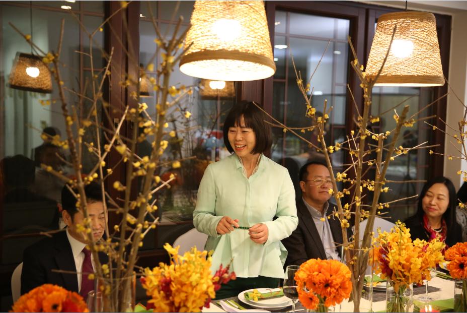 春播×韩国阳光玫瑰葡萄品鉴晚宴